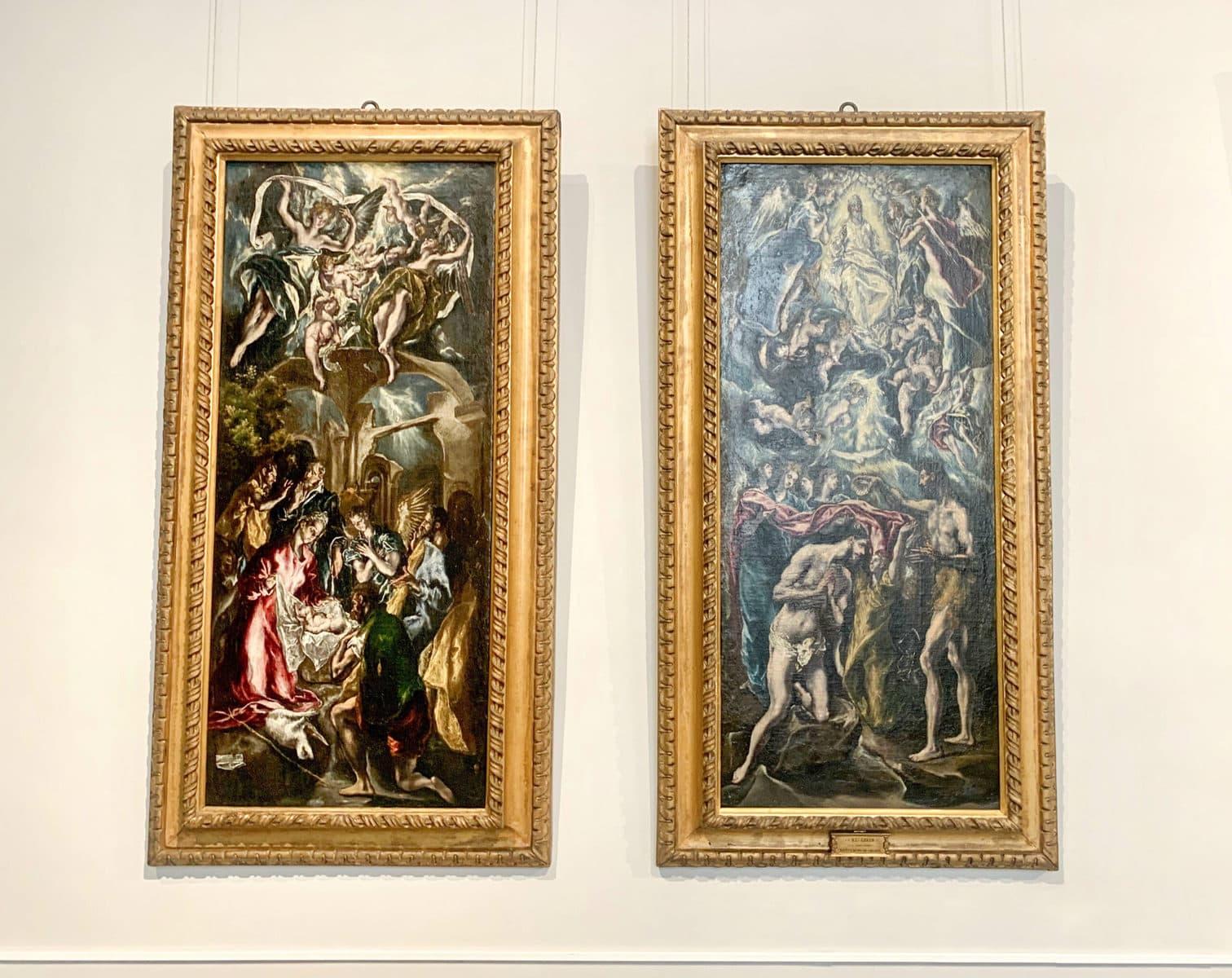 "El Greco: ""Anbetung der Hirten"" und"