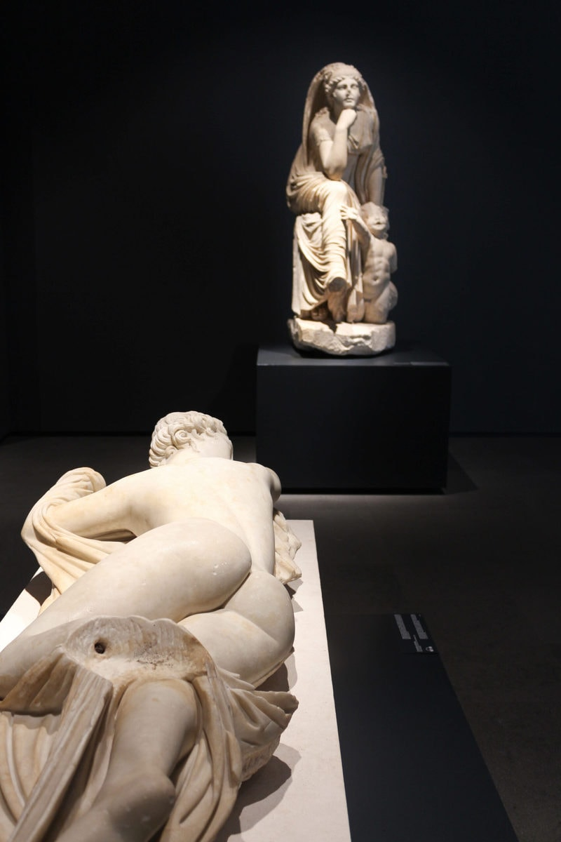 Hermaphroditus, Palazzo Massimo Rom