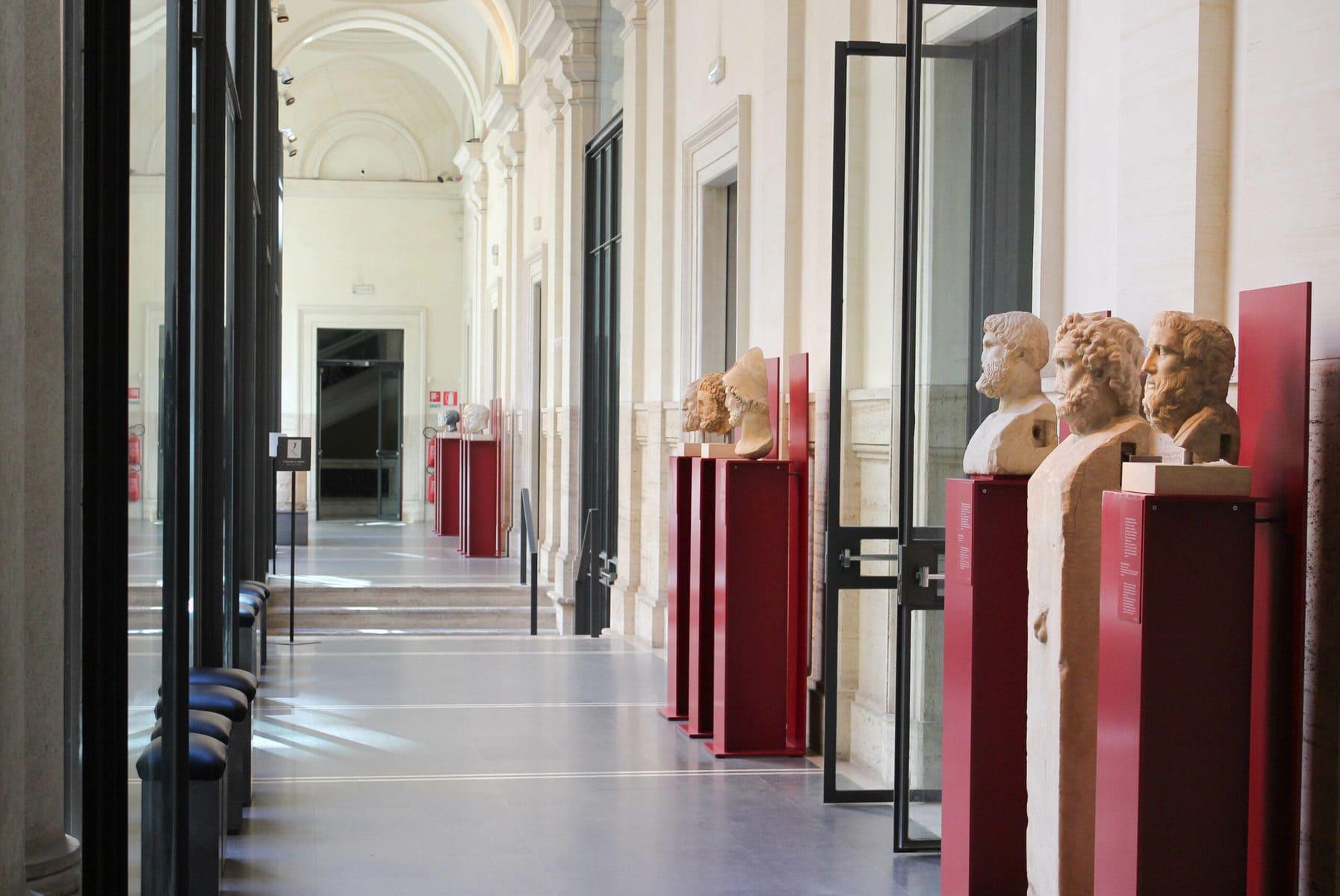 Palazzo Massimo Rom