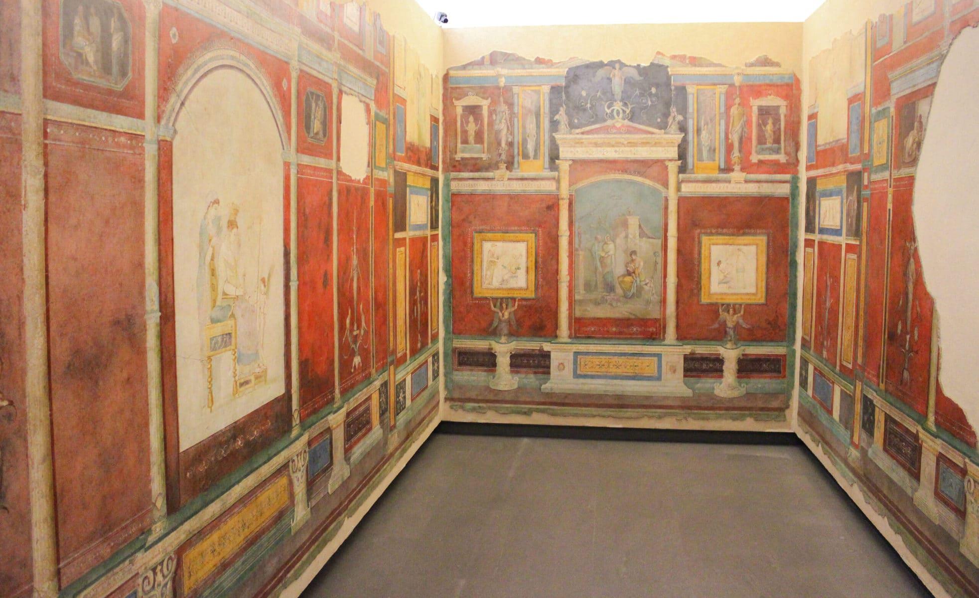 Palazzo Massimo Villa Farnesina, Rom