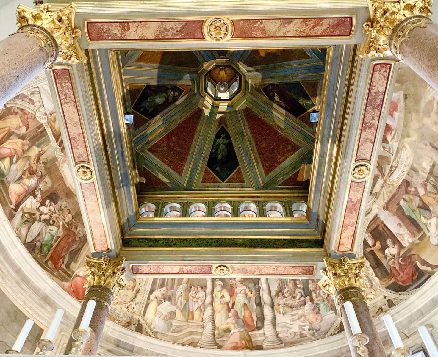 San Pietro in Vincoli, Rom