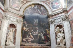 Gian Lorenzo Bernini, Santa Maria del Popolo, Rom