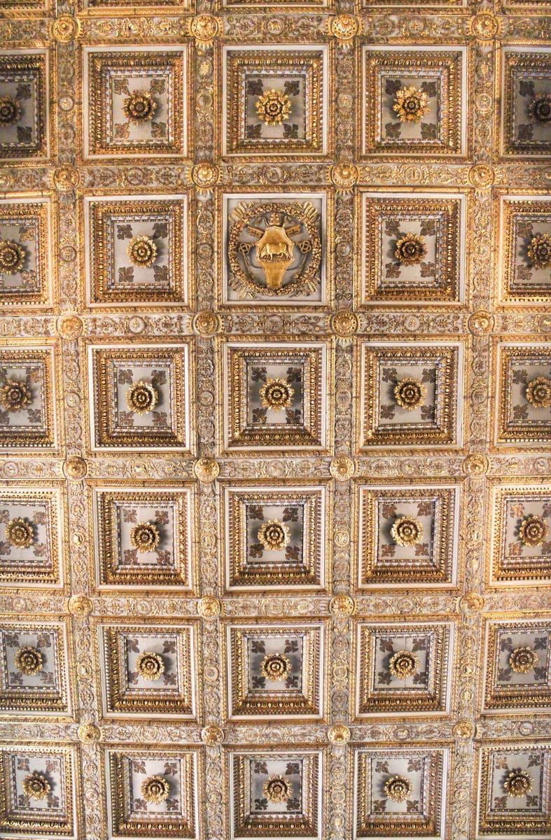 Guiliano de Sangallo, Decke in Santa Maria Maggiore, Rom