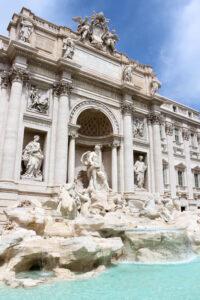 Trevibrunnen, Rom