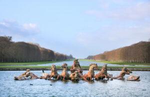 Brunnen des Apollon, Schloss Versailles