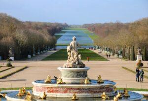 Brunnen der Latona, Schloss Versailles