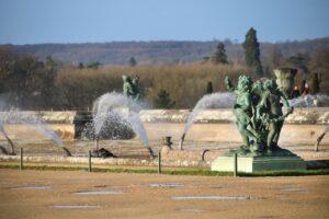 Wassergarten, Schloss Versailles