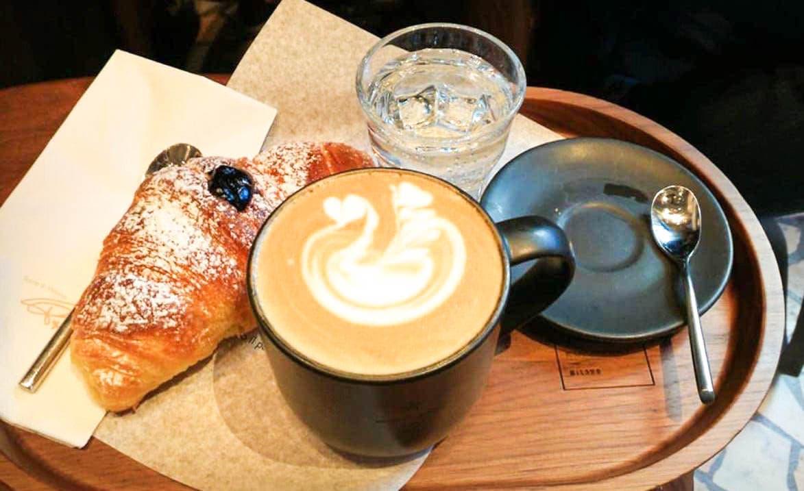 Kaffeetrinken in Rom