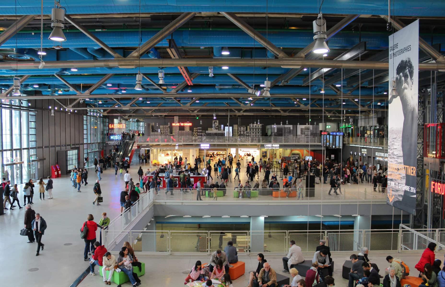 Centre Pompidou, Paris