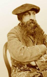 Auguste Rodin, © gemeinfrei, creative commons