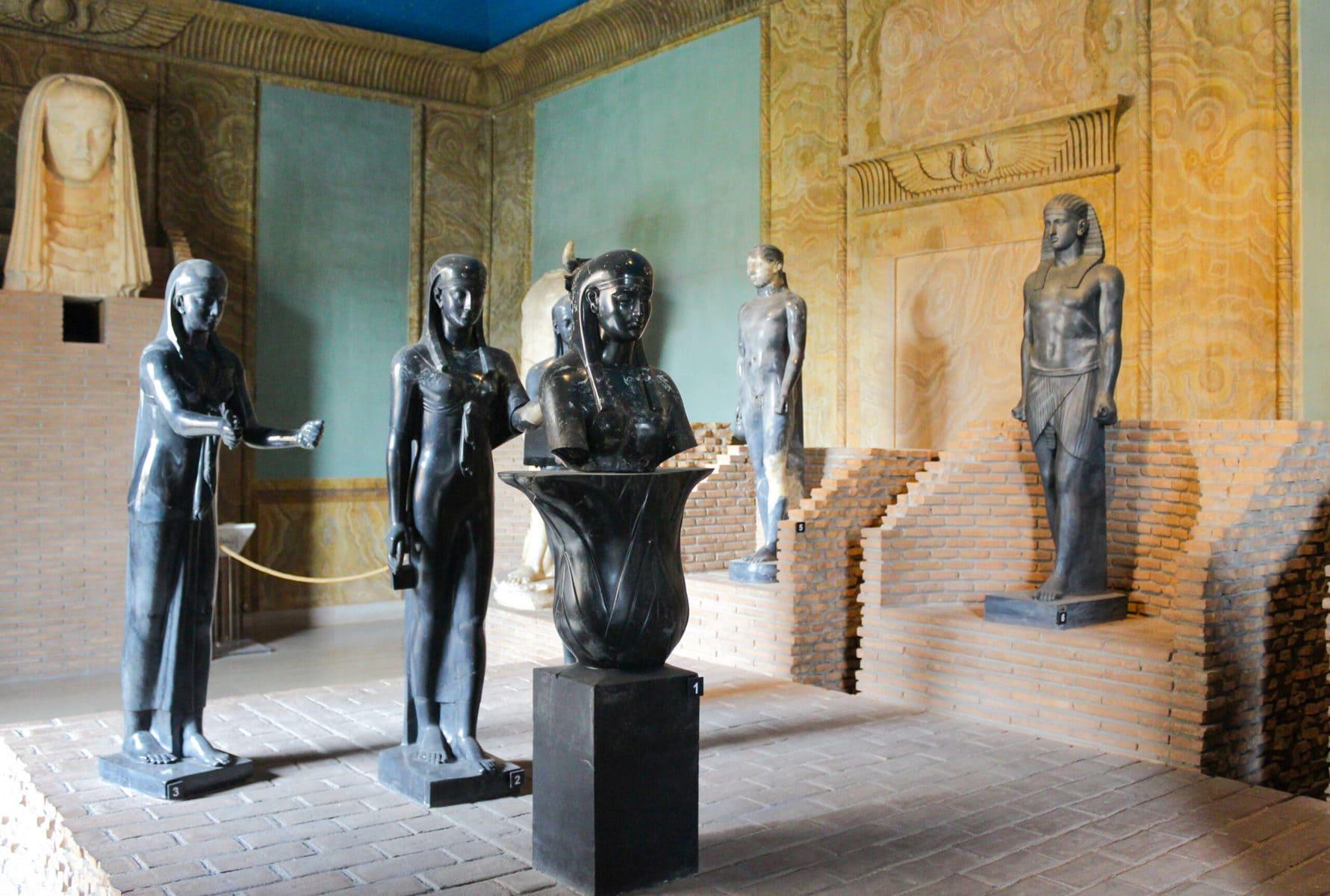 Ägyptisches Museum der Vatikanischen Museen, Rom