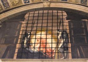Raffael: Die Befreiung des Apostel Petrus, Vatikanische Museen, Rom