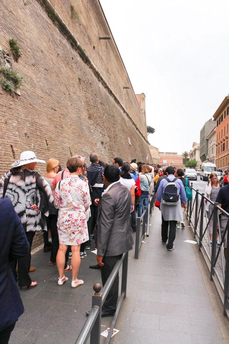 Vatikanische Museen, Rom