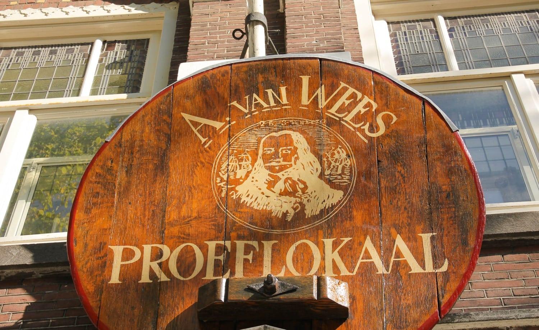 A. van Wees, Genever Tasting, Amsterdam