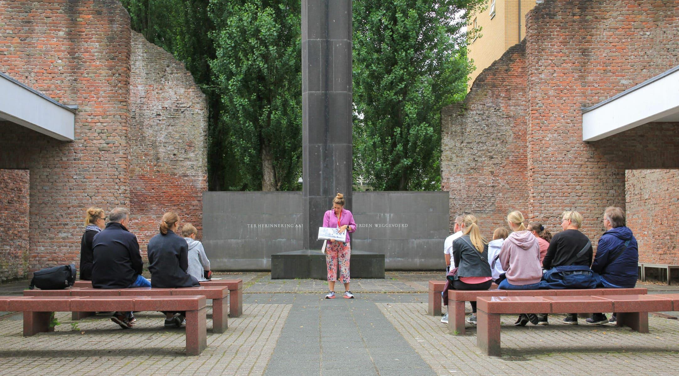 Anne Frank-Führung, Amsterdam