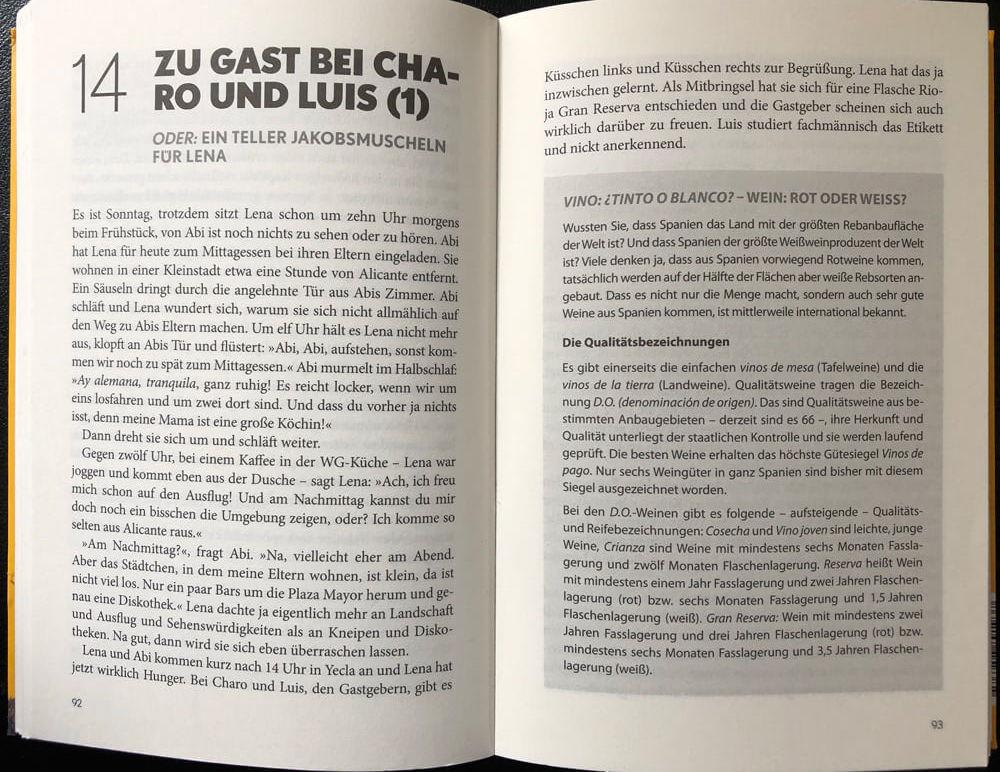 Conbook Verlag Fettnäpfchen Reiseführer Spanien