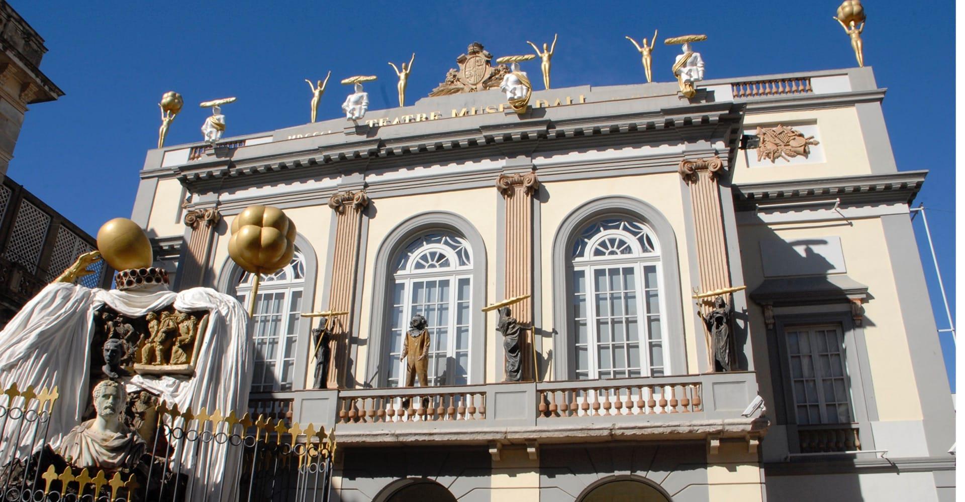 Theater-Museum Dali in Figueres,  © Imágenes cortesía Fundació Gala-Salvador Dalí, Figueres, 2013