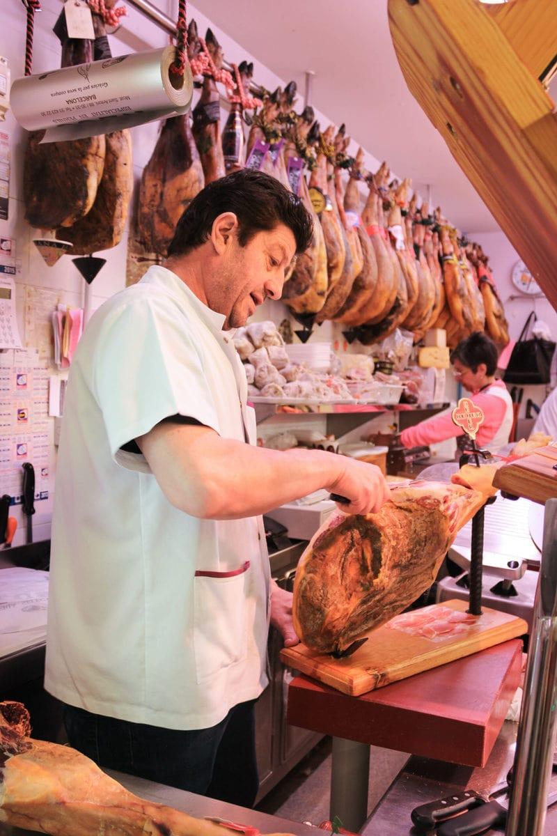 Markthalle von Sant Antoni, Foodtour, Barcelona