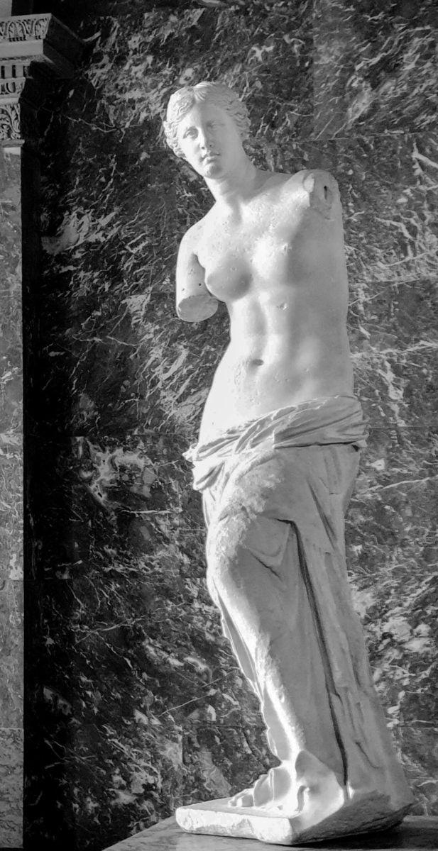 Venus von Milo, Louvre, Paris