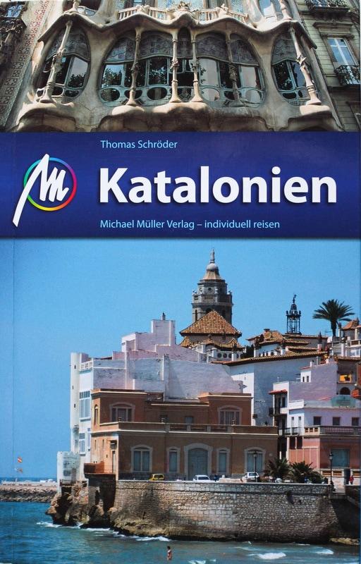 Michael Müller Verlag Reiseführer Katalonien