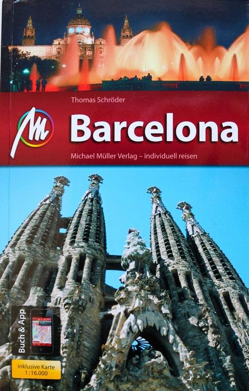 Michael Müller Verlag Reiseführer Barcelona