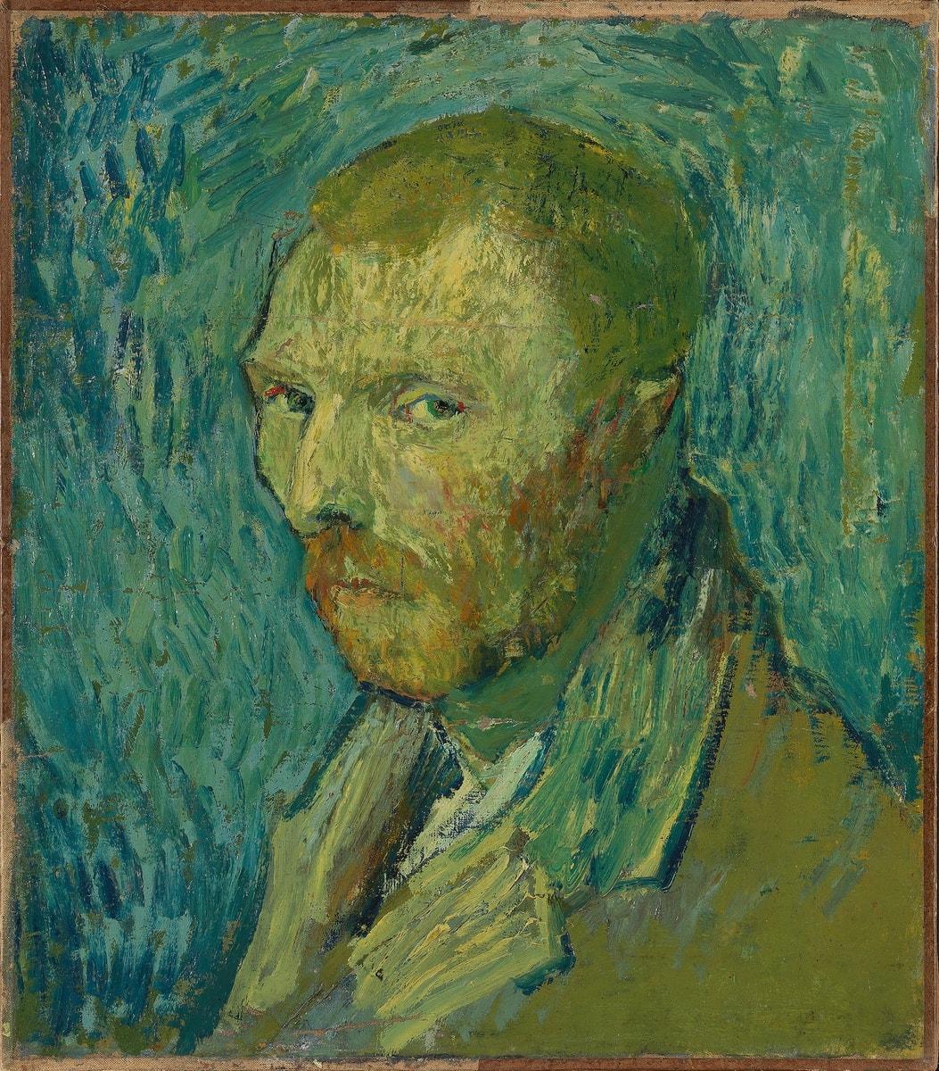Vincent van Gogh: Selbstporträt als Maler, Paris, 1886, Öl auf Leinwand, © Van Gogh Museum, Amsterdam (Vincent van Gogh Foundation)