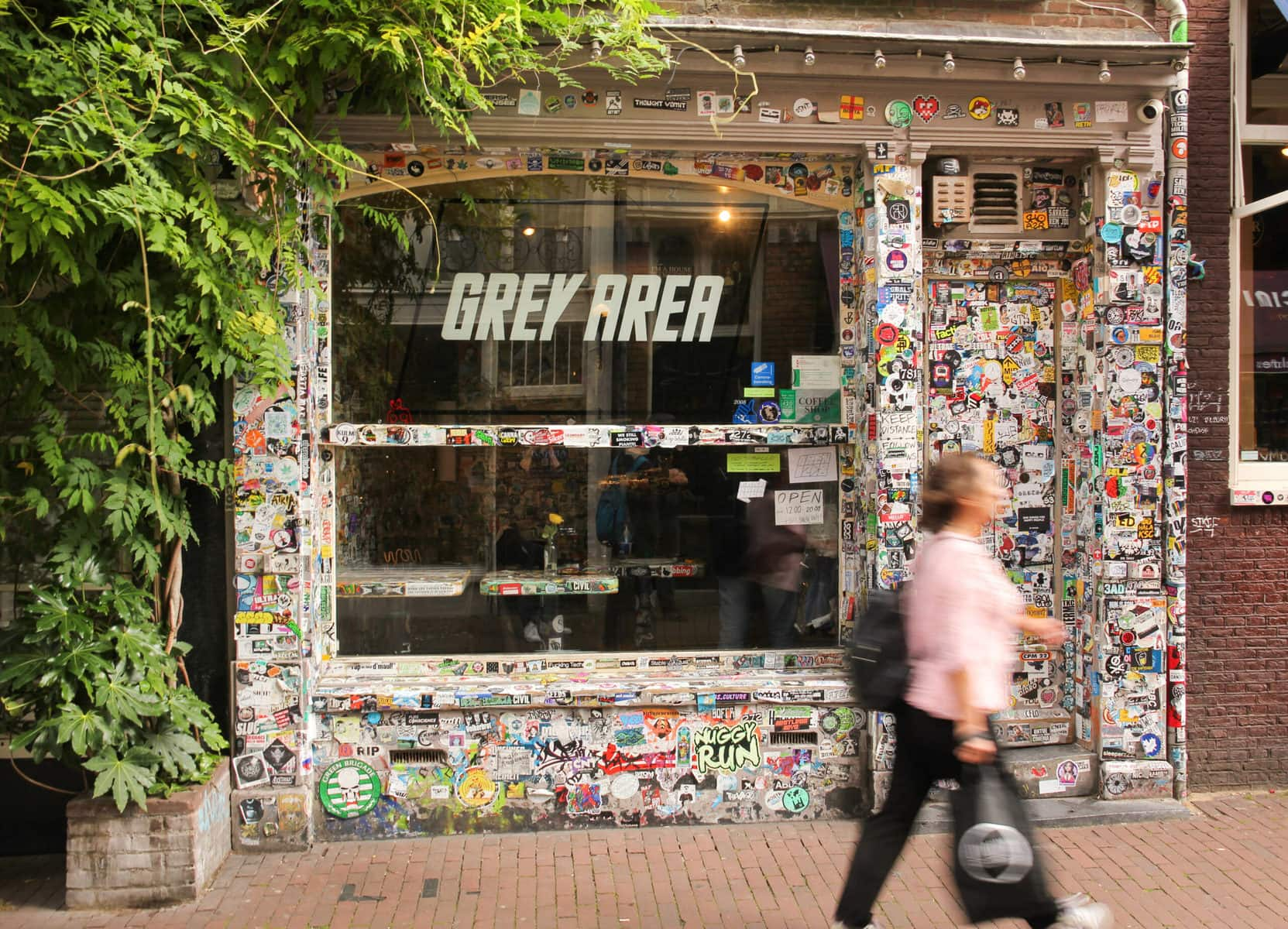 Bester Coffeeshop in Amsterdam