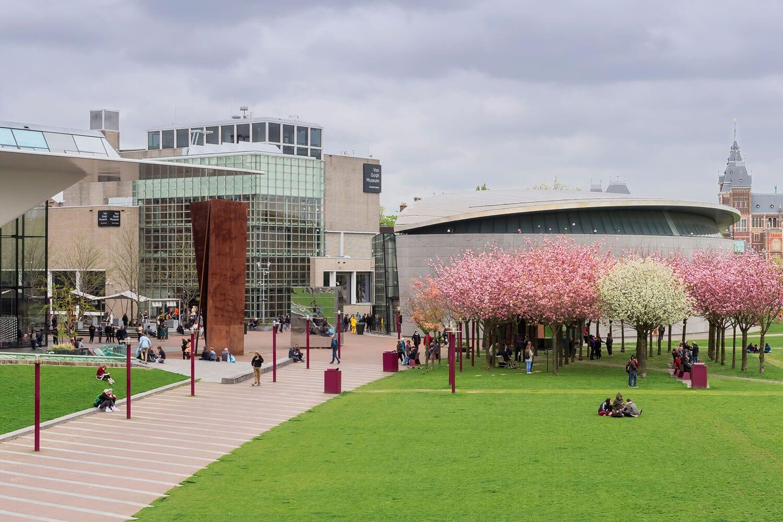 Van Gogh Museum, Amsterdam, © Jan Kees Steenman