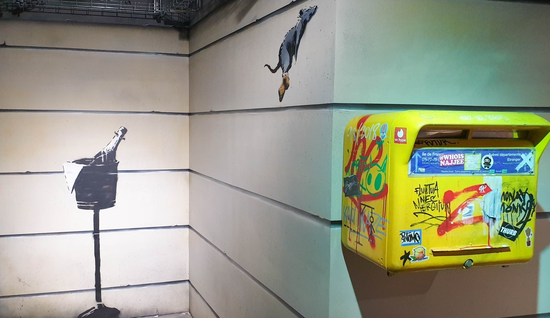 Banksy Ausstellung Paris