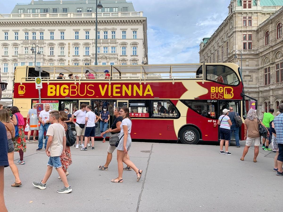 Big Bus Wien