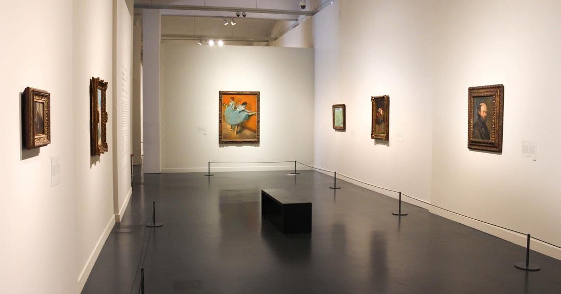 Impressionisten und Modernisten. Meisterwerke aus der Phillips Collection, Caixa Forum, Barcelona