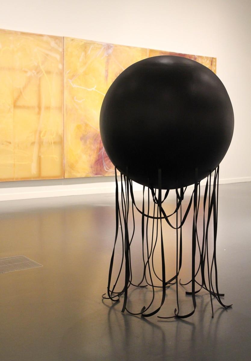 """Ausstellung: """"Das Gewicht einer Geste"""", Caixa Forum, Barcelona"""