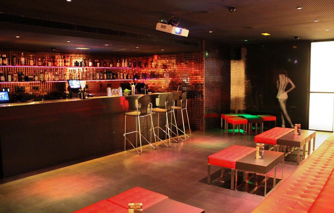 Golden Bar, El Molino, Barcelona