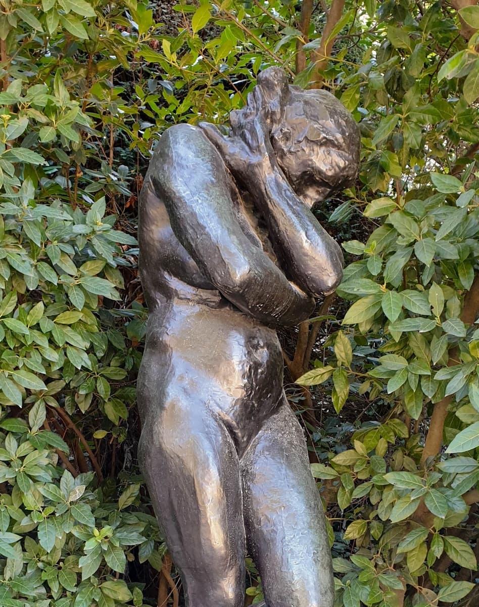 Auguste Rodin: Eva (Teil des