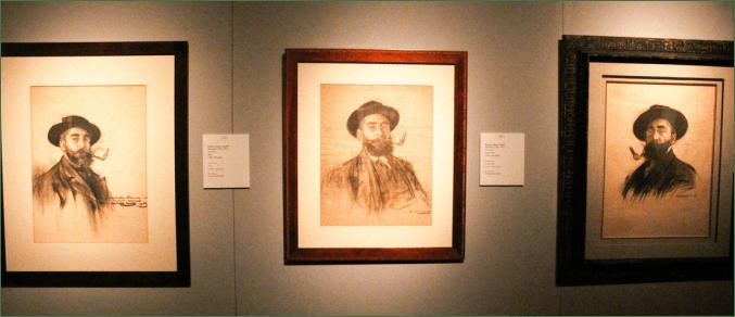 Ausstellung Ramon Casas Modernismus Museum