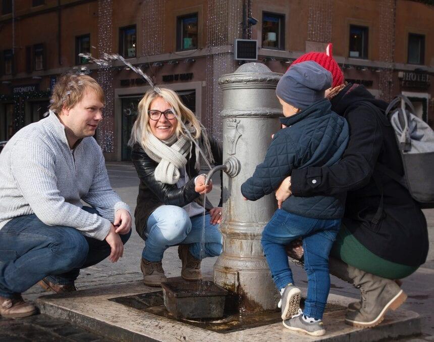 Kinder Rätsel-Tour Rom © Deutsche Römerin