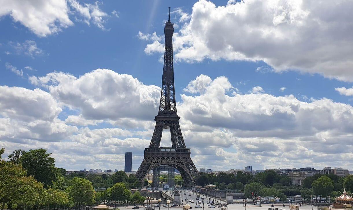 Paris im Corona-Sommer 2020