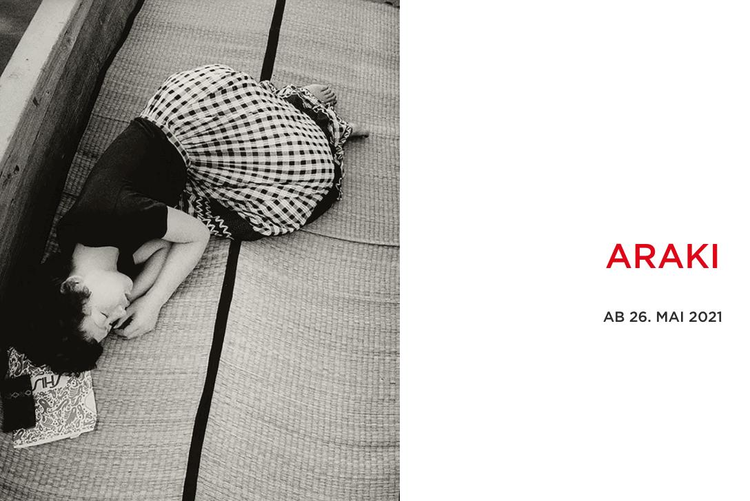 Ausstellung Araki Wien